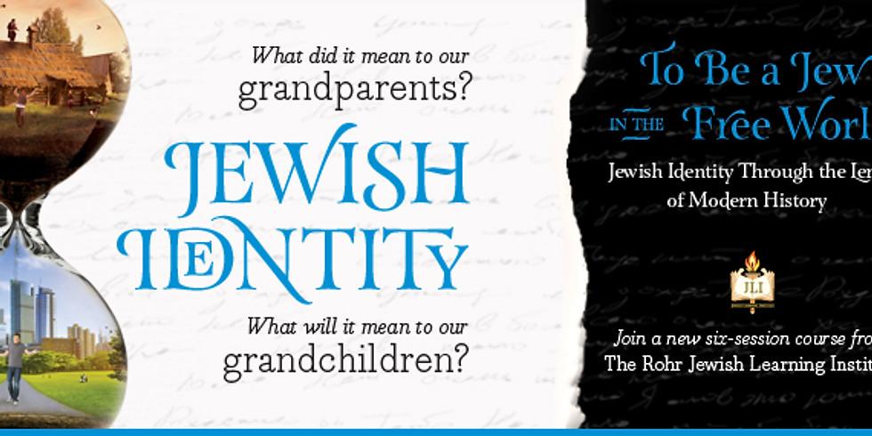 JLI: Judaism of Our Choosing