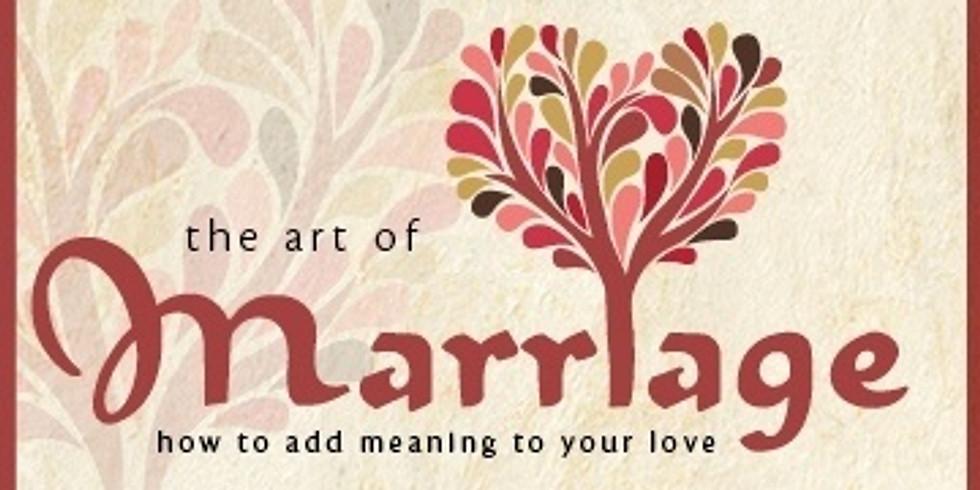 JLI The Art of Marriage - Jewish Bedroom Secrets