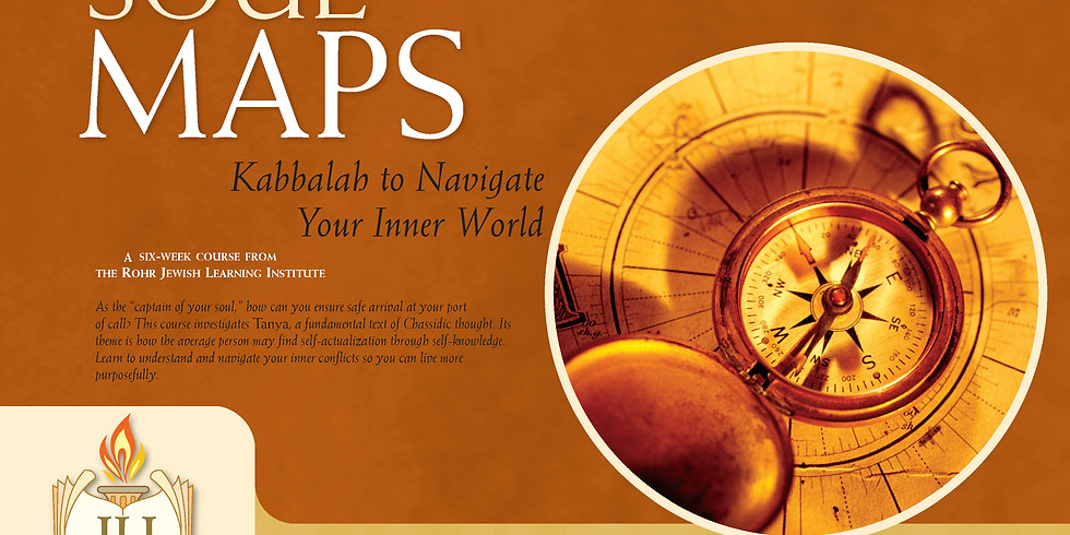 Soul Maps: Getting A Grip on Yourself