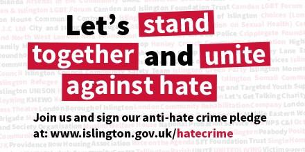 Antisemitic attack in Highbury Corner