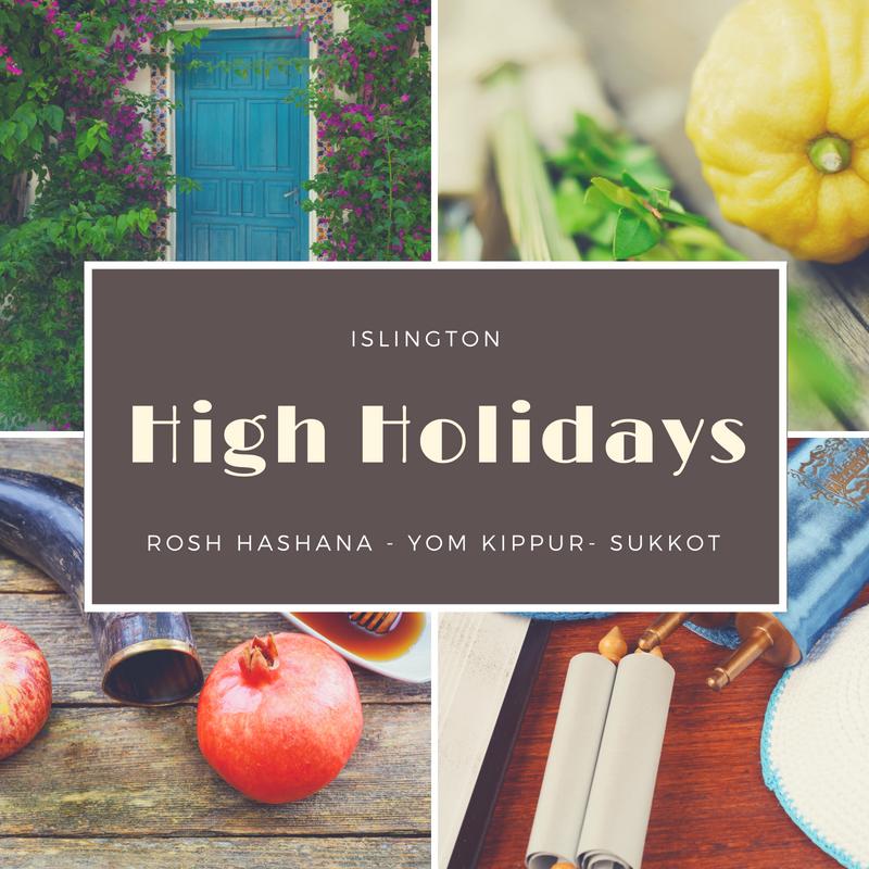 High Holidays 2018