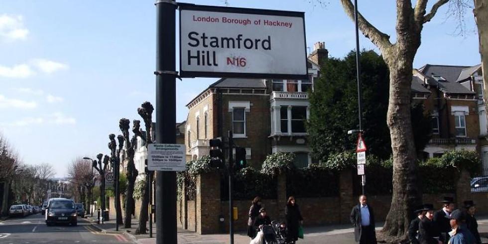 Walking Tour: Stamford Hill