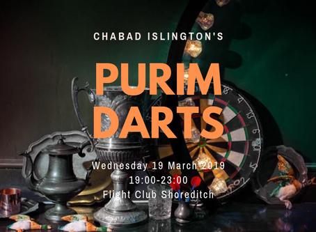 Purim in Islington