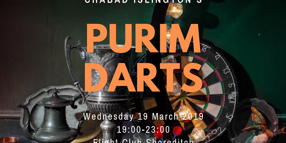 Purim Darts