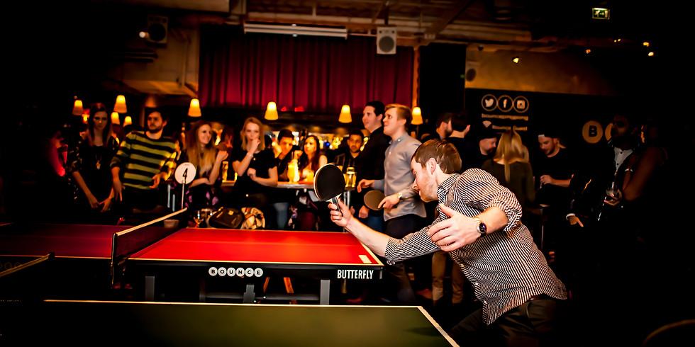 Ping Pong Purim
