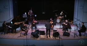 """live @ roulette w/ morgan guerin """"wishes """""""