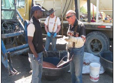 Soil Rejuvenation versus Foliar Fertilizer on Oats