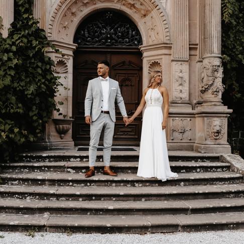 After Wedding Fotoshooting mit Anne und Juriy