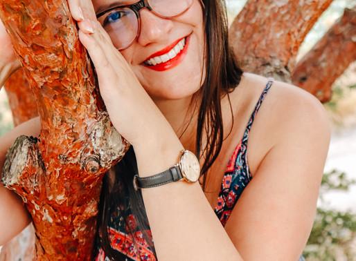 Selbstliebe-Fotoshooting mit Jasmin