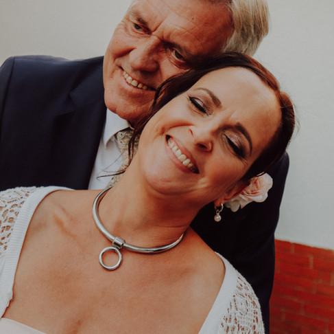 Hochzeit von Martina und Günter