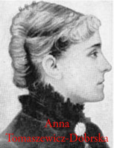 Anna Tomaszewicz-Dobrska