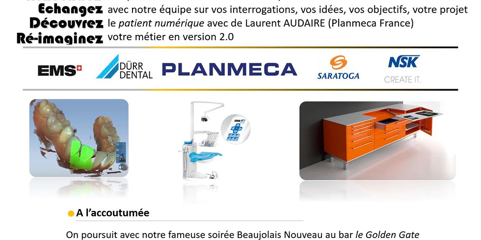 Soirée Beaujolais nouveau étudiants dentaire