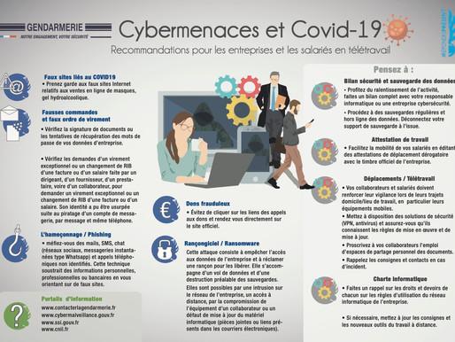 Cybermenaces et Covid-19