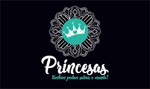 Camiseta infantil - Princesas