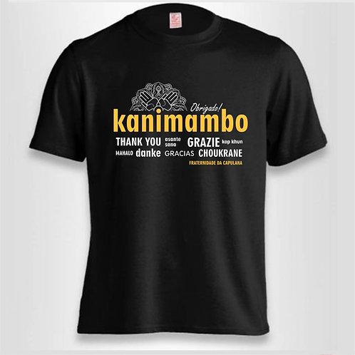 Camiseta Kanimambo