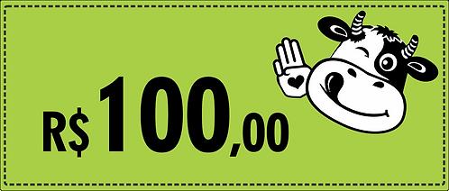 Cupom R$ 100,00