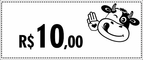 Cupom R$ 10,00