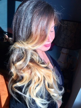 BLONDE HAIR JESSYSTYLE TOTI CAGLIARI (FILEminimizer)