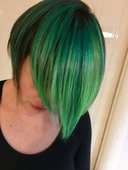 GREEN HAIR JESSYSTYLE TOTI CAGLIARI (FILEminimizer)