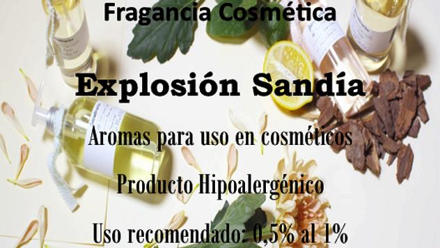 Fragancia Explosión Sandía