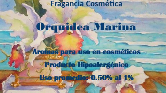 Fragancia Orquidea Marina