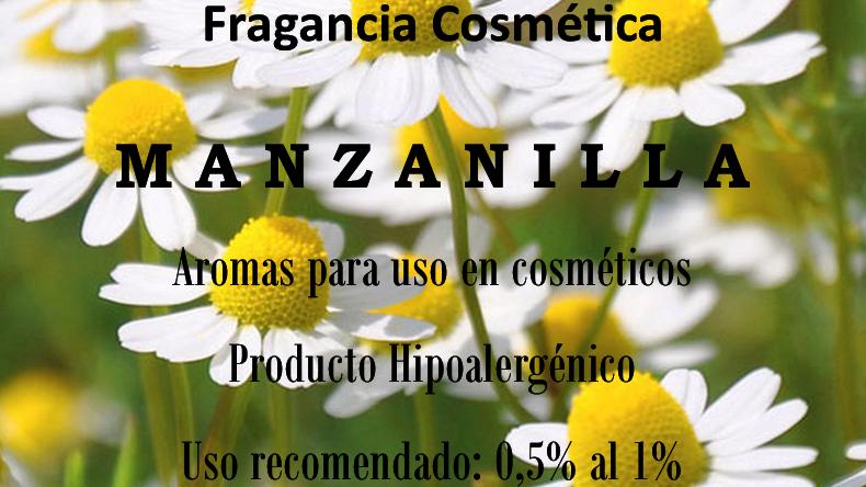 Fragancia Manzanilla