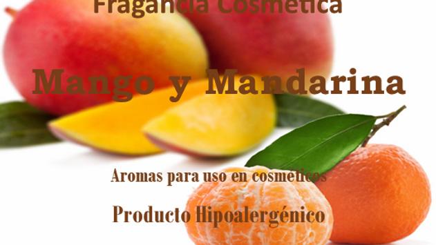 Fragancia Mango y Mandarina