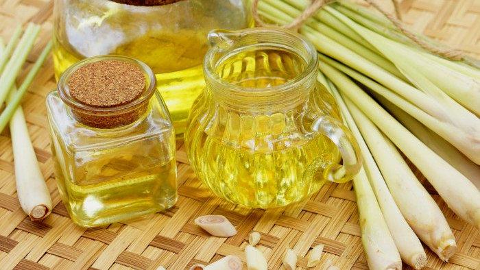 Aceite Esencial de Zacate de Limón