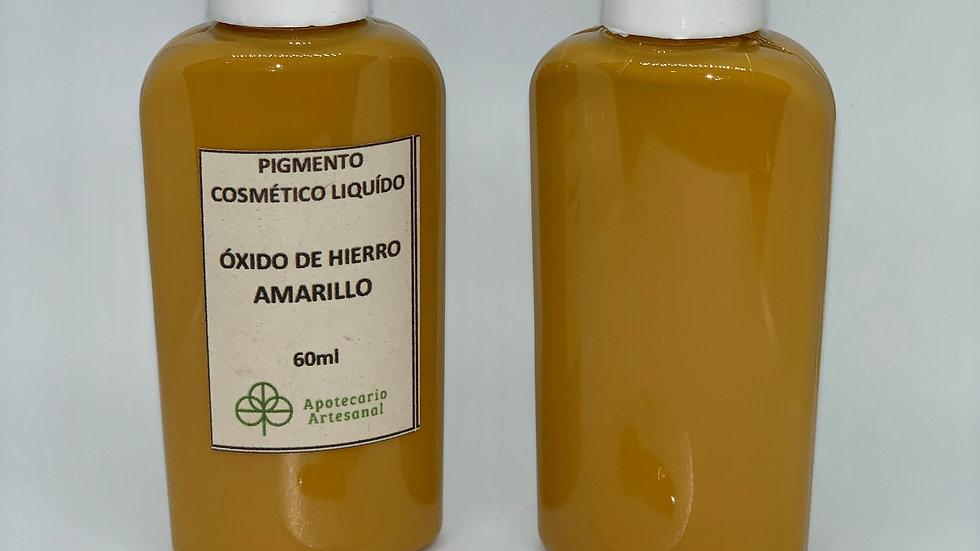 Óxido de Hierro Amarillo, líquido
