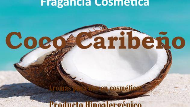 Fragancia Coco Caribeño