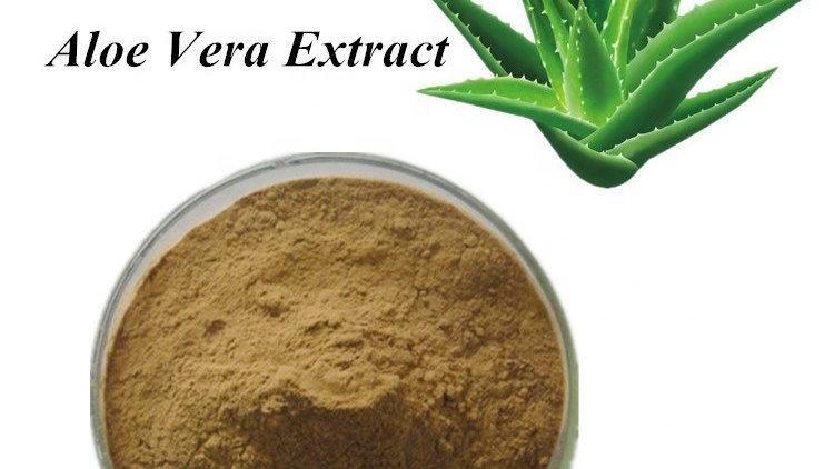 Aloe Vera en Polvo (Aloe barbadenis) 100% puro, Natural y Orgánico
