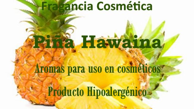 Fragancia Piña Hawaina