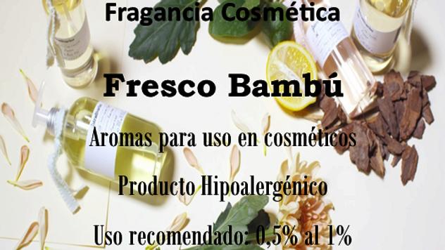 Fragancia Fresco Bambú