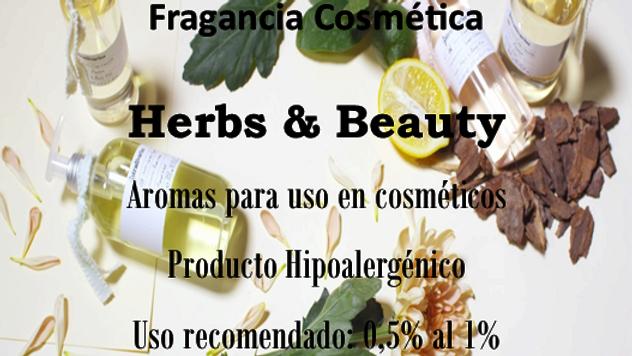 Fragancia Herbs & Beauty