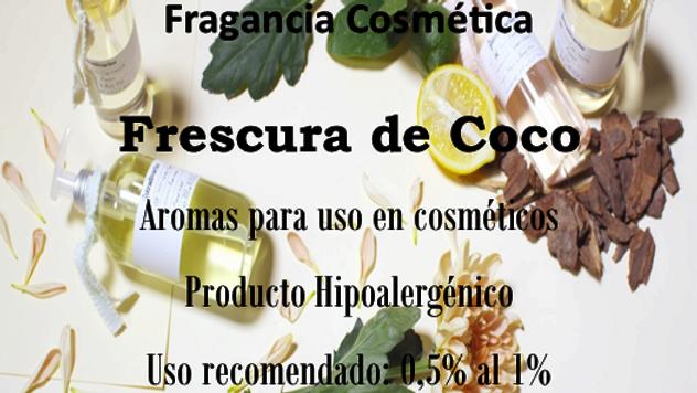 Fragancia Frescura de Coco