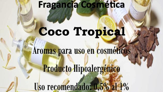 Fragancia Coco Tropical