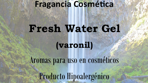 Fragancia Fresh Water Gel