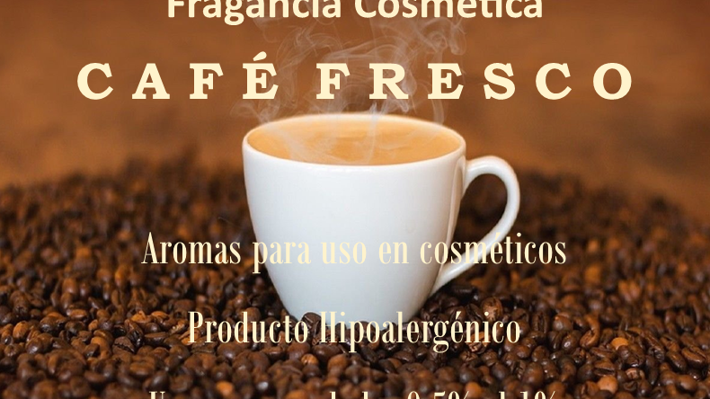 Fragancia Café Fresco