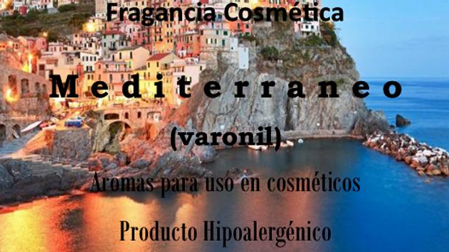 Fragancia Mediterraneo (Varonil)