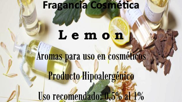 Fragancia Lemon