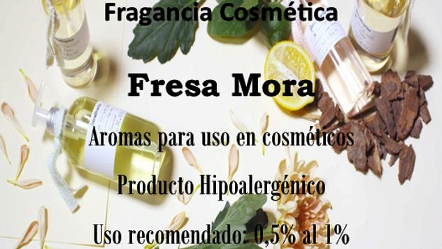 Fragancia Fresa Mora
