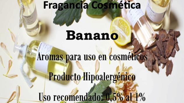 Fragancia Banano