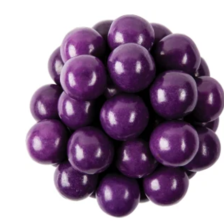 Grape (Purple) Gumballs 1 Inch