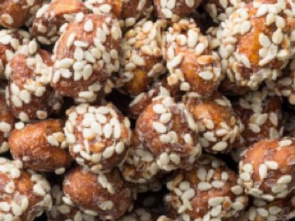 Sesame Peanuts (Per Pound)