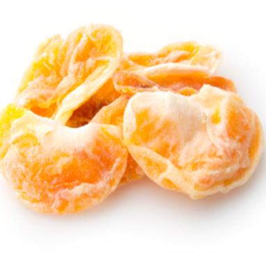 Dried Tangerine Wedges (Per Pound)