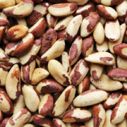 Raw Brazil Nuts (Per Pound)