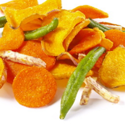 Vegetable Chips (Per Pound)