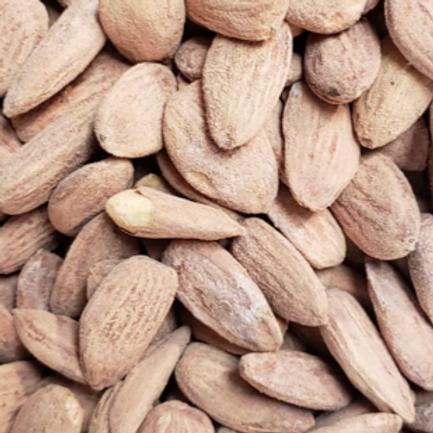 Israeli Almonds Roasted Salted (Per Pound)