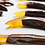 Thumbnail: Chocolate Covered Dried Orange Strips (Per Pound)