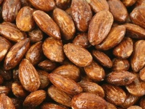 Honey Glazed Almonds (Per Pound)